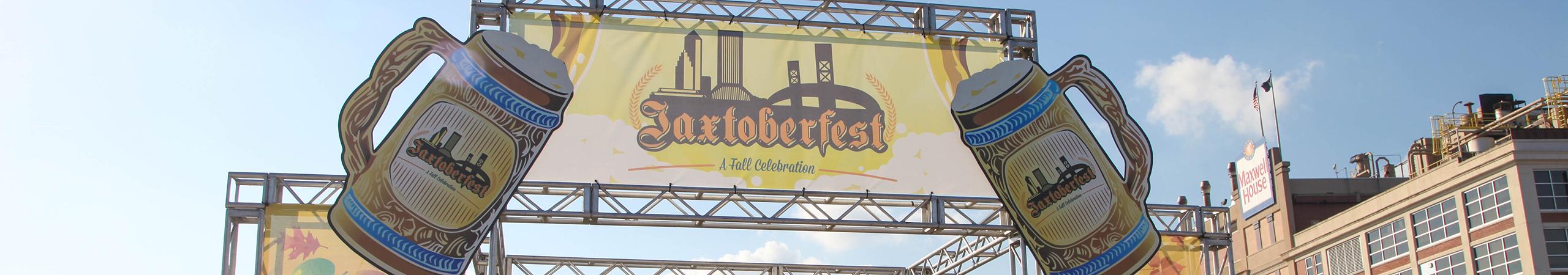 Jaxtoberfest 5k Beer Run 2014