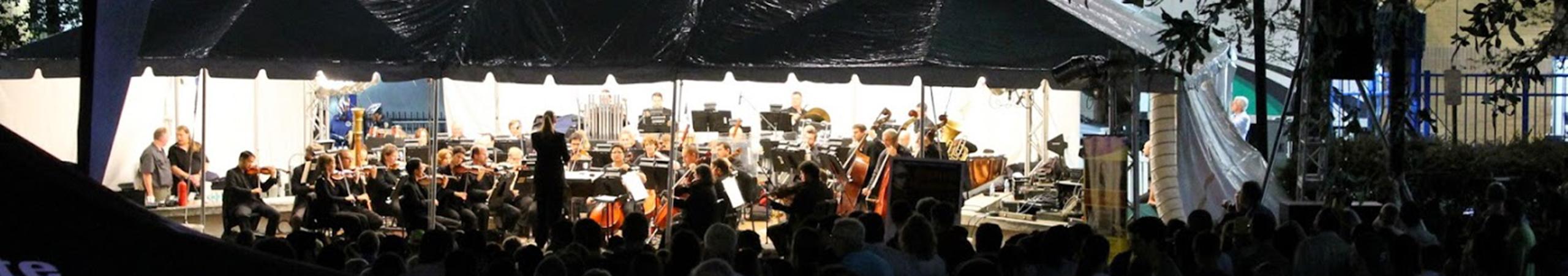 Jacksonville Symphony Orchestra at Artwalk