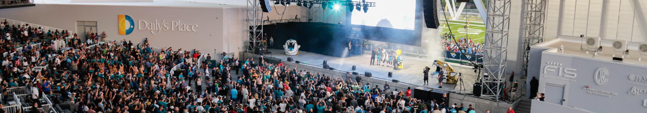 Jaguars Uniform Launch & Draft Party 2018