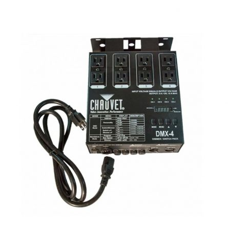 Chauvet DMX-4 Dimmer/Replay Pack