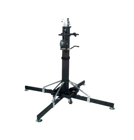 Global Truss St180 Heavy Duty Crank Stand with Outriggers