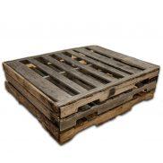 Wood Coffee Table Rental