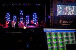 Concert Production LED Video Wall