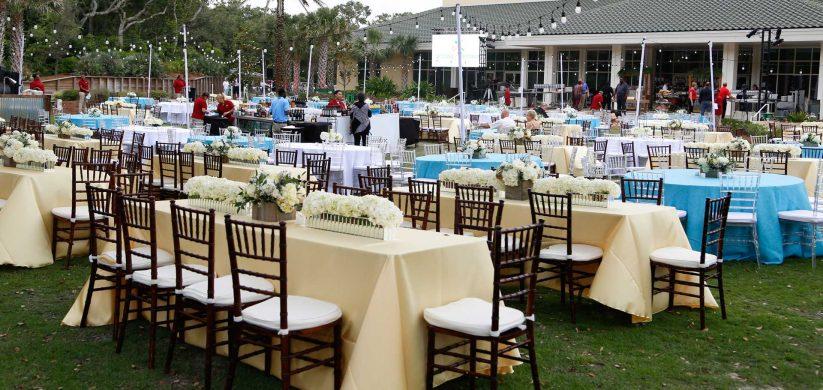 Jacksonville Table Rental