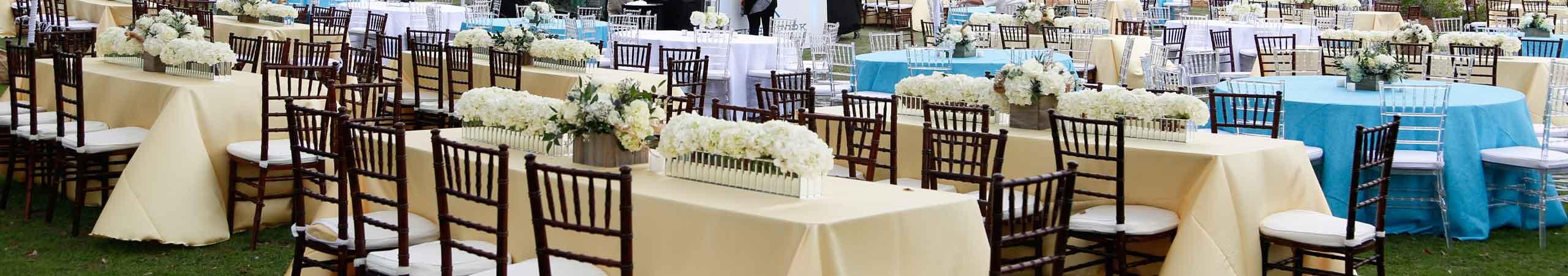 Jacksonville Table Rentals