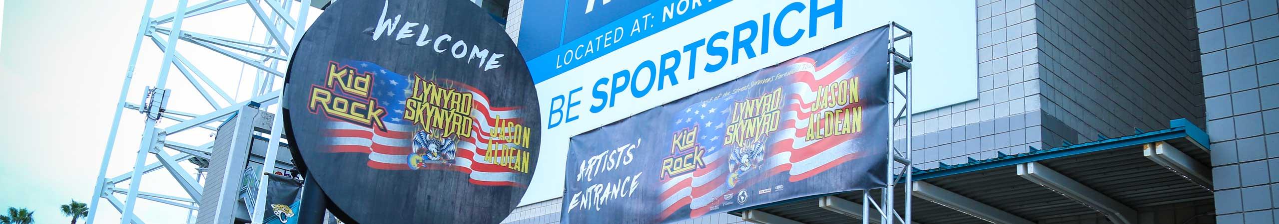 Jacksonville Event Branding