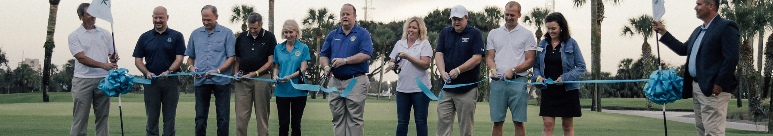 Jacksonville Beach Golf Course Reopening