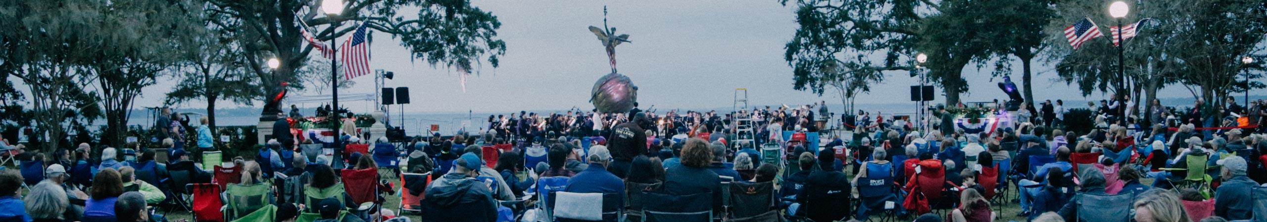 Jacksonville Symphony Youth Orchestras – Veterans Day