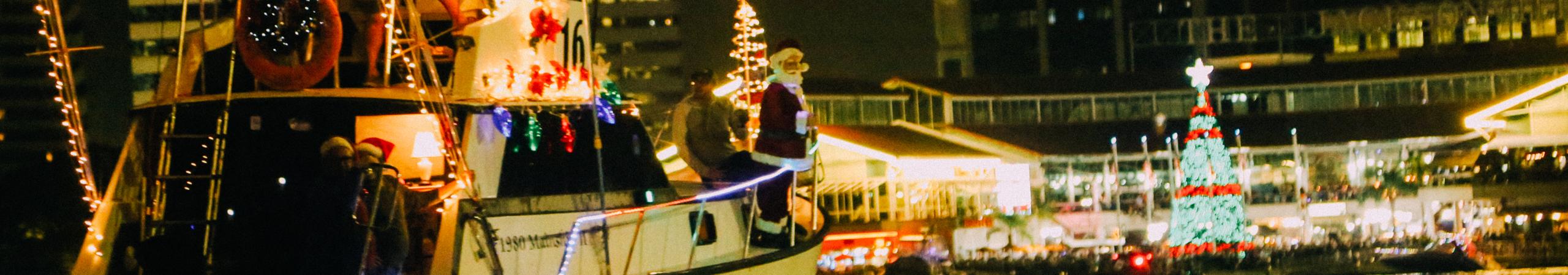 Jacksonville Light Boat Parade