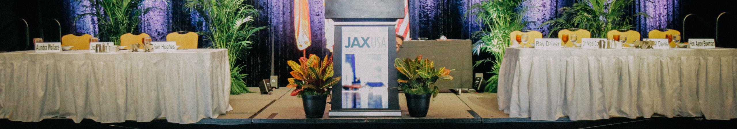 Jax Chamber-4th Quarter JaxUSA Luncheon