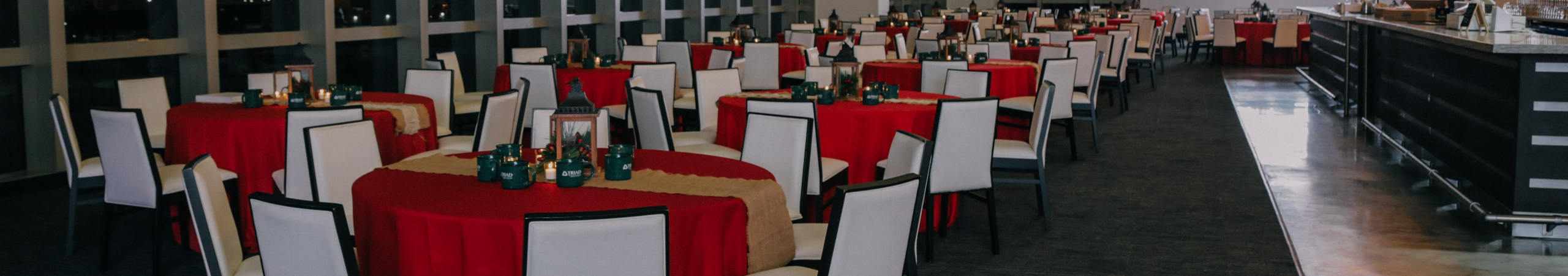 Holiday Party at the TIAA Bank Field