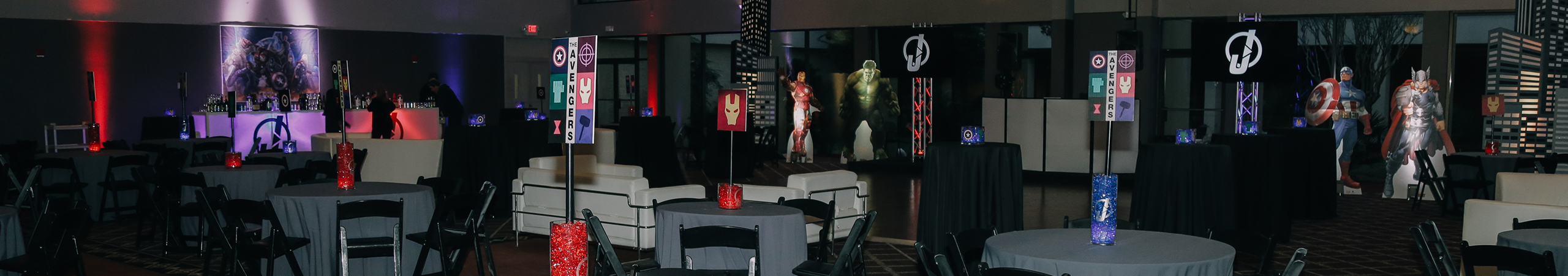 Avengers Bar Mitzvah