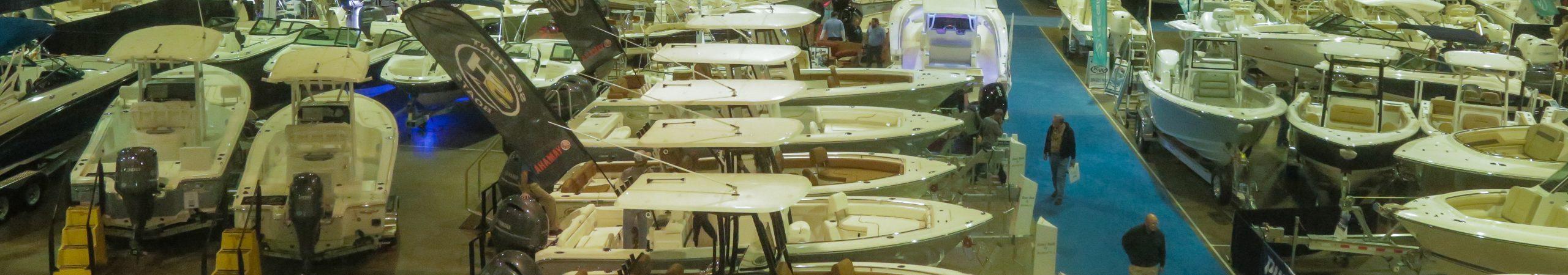 Prime Osborn Boat Show