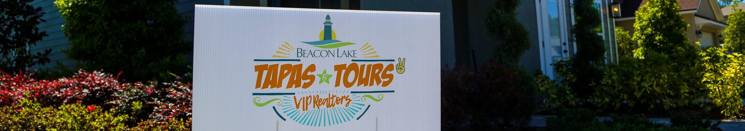 Beacon Lake Tapas and Tours II