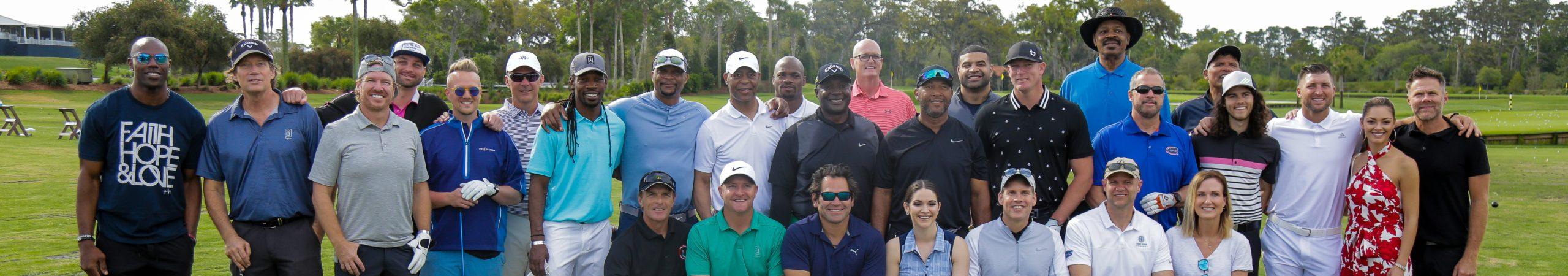 Tim Tebow Foundation Celebrity Golf Classic