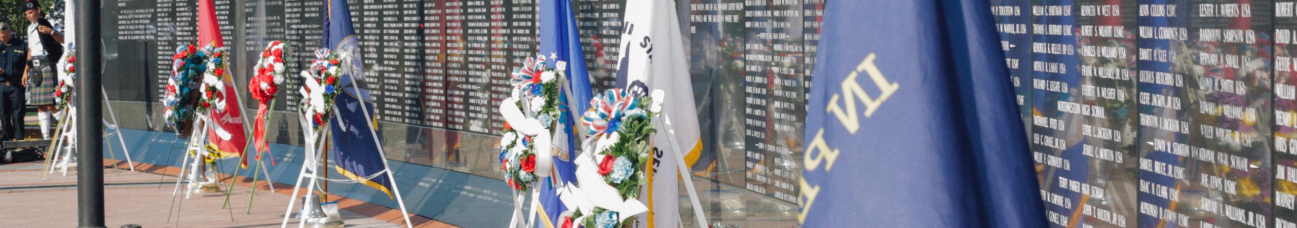 Memorial Wall Ceremony 2019