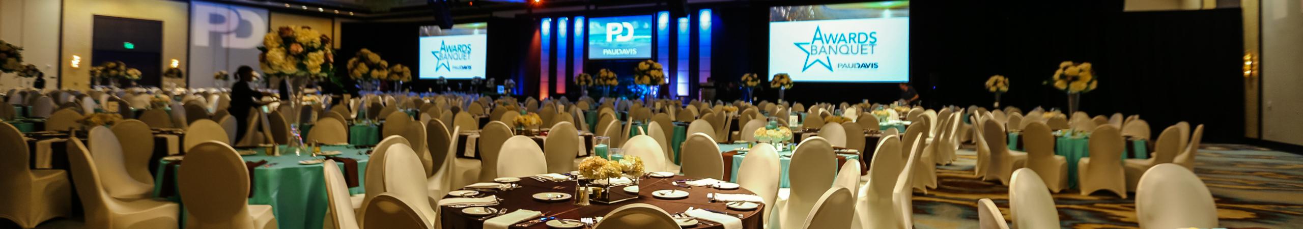 Magnolia Ballroom Awards Banquet