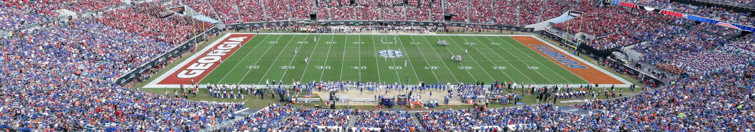 Florida / Georgia Football 2019