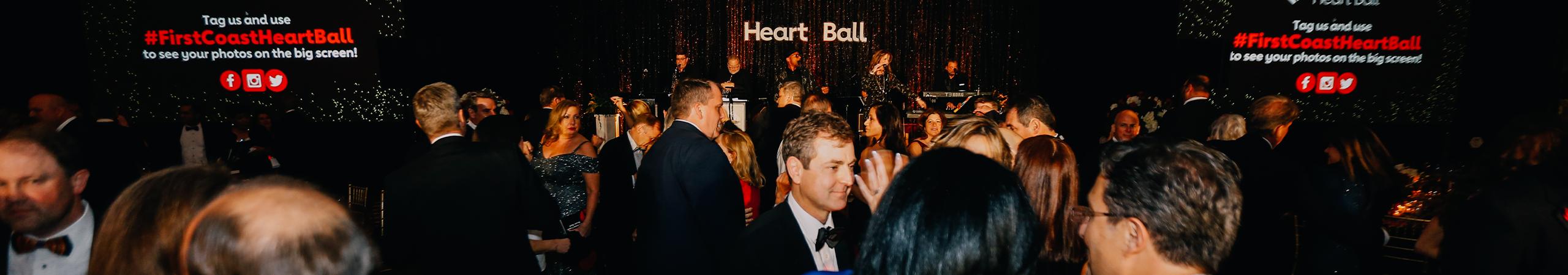 American Heart Association   Heart Ball 2020