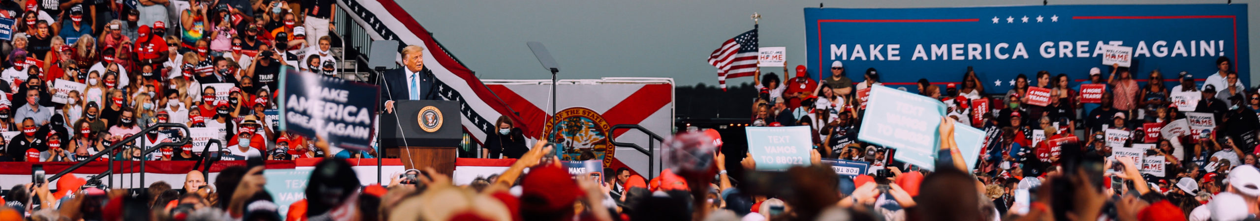 Trump Rally in Jax
