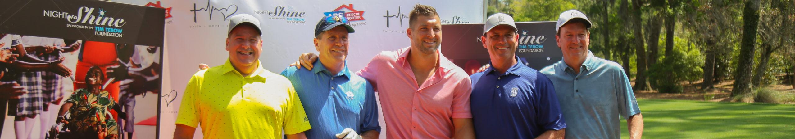 Tim Tebow Foundation Celebrity Golf Classic 2021