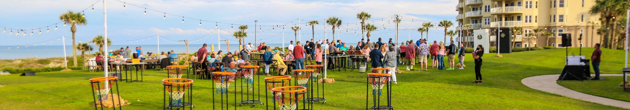 Block Party at the Ritz-Carlton, Amelia Island