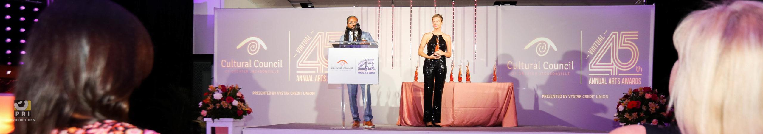 Cultural Council Arts Awards 2021