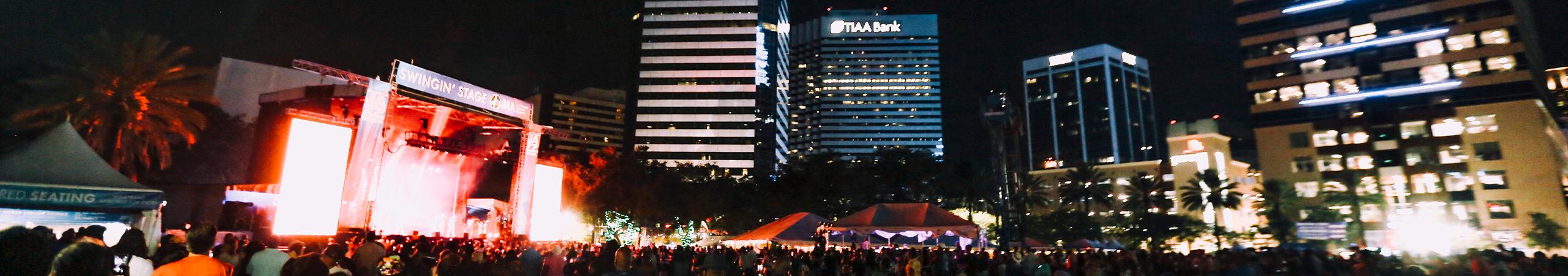 Jacksonville Jazz Fest 2021 – Sunday